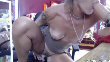 Dirty talking xxx rock star mature Mrs Robinson from UK