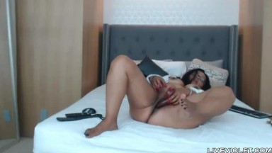 Busty mature Dezi Jones who needs to teach you a lesson