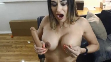 Little XXX Porn star Claudia Valentine with amazing body