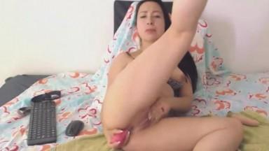 Anal addicted sweet latina schoolgirl Katha ass fucking