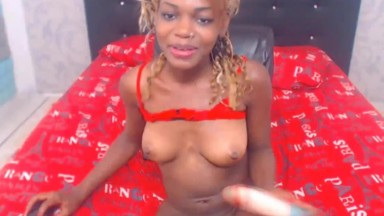 Naughty black daddy's girl Taylor with a tiny brown ass