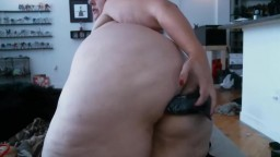 BBW Arsenic with 62 inch ass just begging to be stretched