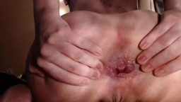 Down for everything bisexual Leighton Rae fucks tight ass