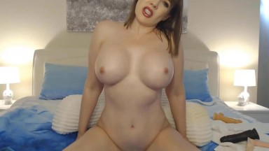 Busty goddess Melisa Miller great as always at anything