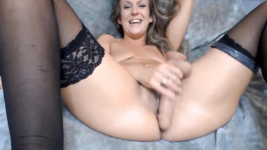 Sexy UK whore Harley begging for creampie to get pregnant