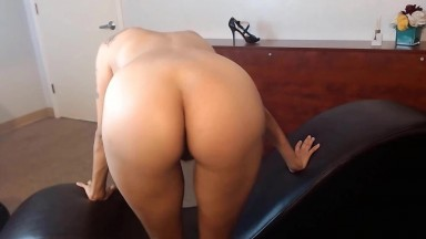 Petite hairy Audrey Monroe fingering a tight little pussy