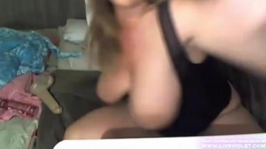 Big asses Mariah masturbates and gets squirt